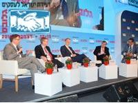 פאנל כלכלה עולמית / צילום:איל יצהר