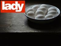 ביצים הזרקת דיו על נייר ארכיבי 30X40/ צילום: אסנת בן דב