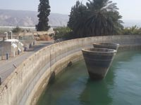 מקורות,  ירדן,  צינור מים, / צילום: וידאו