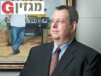 ישראל טראו / צילום: יונתן בלום