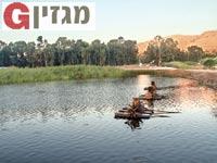 סיור חקלאי. בריכות הדגים של קיבוץ להבות הבשן /  צילומים: אורלי גנוסר