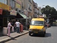 מונית / צילום: תמר מצפי