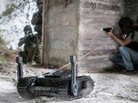 רובוט ישראלי מחסל / צילום: וידאו