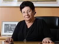 מרים נאור, נשיאת בית המשפט העליון (צילום: אייל יצהר)