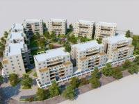 הדמיית פרויקט ההשכרה בירושלים בו זכתבה שיכון ובינוי / הדמיית הפרויקט: ASSAF PEREZ