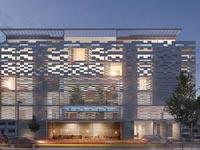 """אחד העם 13 ת""""א-צוות פיצו קדם, אירנה גולדברג, נועה גרומן בשיתוף SO אדריכלים / הדמייה: פיצו קדם"""
