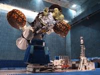 הלוויין עמוס 6/ צילום: חלל תקשורת