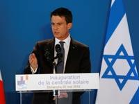 ראש ממשלת צרפת, מנואל ואלס / צילום: רויטרס