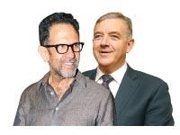 יונל כהן ויגאל אהובי /צילומים: תמר מצפי ואיל יצהר
