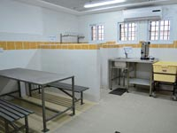 האגף שבו שוהה אולמרט בכלא / צילום: שב``ס