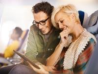 """שירותים דגיטליים שישדרגו לכם את חווית הטיסה/ צילום: יח""""צ"""