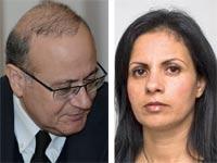 פרופסור יפעת ביטון ופרופסור יוסף אלרון / צילומים: יונתן בלום ואיל יצהר