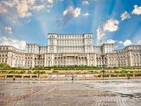 הפרלמנט בבוקרשט / צילום:  Shutterstock/ א.ס.א.פ קרייטיב