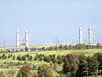 """תחנת הכוח באתר חגית. """"ניתן היה לפנות למציעים נוספים"""" / צילום: איל יצהר"""