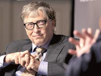 ביל גייטס. האיש העשיר בעולם / צילום: רויטרס