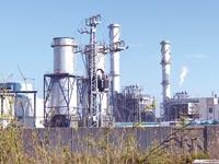 התחנה של חברת החשמל בגזר / צילום: איל יצהר
