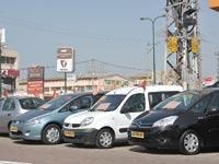 מכוניות למכירה / צילום: תמר מצפי