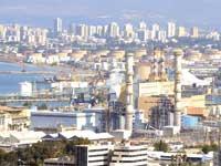 תחנת הכוח בחיפה / צילום: איל יצהר