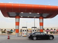 תחנת דלק בריאד / צילום: רויטרס