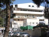 הבניין ברחוב צרת 17 בירושלים  / צילום:יוסי זמיר
