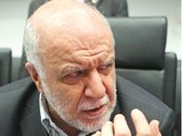 שר הנפט האיראני ביז'אן זנגאנה / צילום: רויטרס