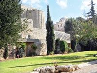קמפוס האוניברסיטה העברית / צילום: איל יצהר