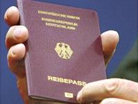דרכון גרמני / צילום: רויטרס