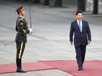 נשיא סין, שי ג'ינפינג  / צילום: רויטרס