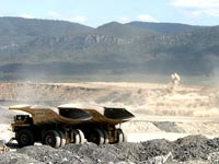 מכרה פחם באוסטרליה. הביקוש צנח / צילום: בלומברג