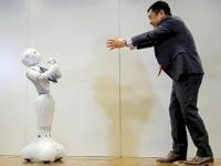 הרובוט Pepper / צילום: רויטרס
