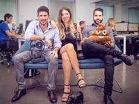 הצוות של אפולו / צילום: שלומי יוסף