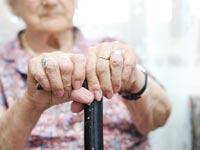 קשישה / צילום :  Shutterstock/ א.ס.א.פ קרייטיב