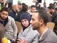 המפגש של פורום AT-Link / צילום: גיא חצרוני