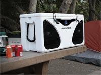 המקרר של אלפיין / צילום: יחצ