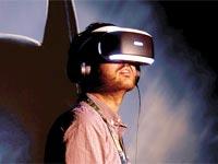 משקפי מציאות מדומה של סוני / צילום: רויטרס