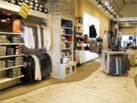 """חנות בלו בירד בנמל תל אביב / צילום: יח""""צ"""