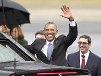 """הנשיא אובמה בקובה. """"כישרונות טכנולוגיים מדהימים"""" / צילום: רויטרס"""