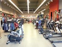 חנות מגה ספורט / צילום: מגה ספורט