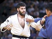 אורי ששון באולימפיאדה / צילום: רויטרס