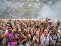 פסטיבל קואצ'לה 2015 / צילום: רויטרס