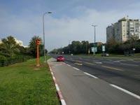 מצלמת מהירות בתל אביב / צילום: יח``צ