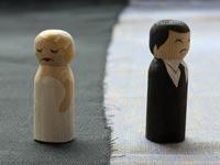סכסוך בין בני זוג/  צילום:  Shutterstock/ א.ס.א.פ קרייטיב