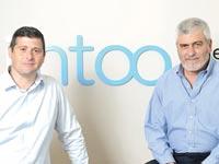 מייסדי iintoo, דב קוטלר וערן רוט: היה חשוב לנו שiintoo תתאים למשקיע הפרטי/ צילום: תמר מצפי