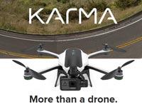 """הרחפן Karma / צילום: יח""""צ"""