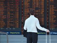 לוח טיסות/ צילום:  Shutterstock/ א.ס.א.פ קרייטיב
