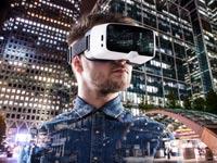 משקפי מציאות מדומה /  צילום:  Shutterstock/ א.ס.א.פ קרייטיב
