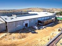 מפעל עלבד בדימונה / צילומים: אתר חברת אורון