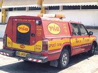 רכב של שגריר / צילום: תמר מצפי