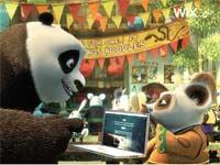 הפרסומת של Wix / צילום: יחצ