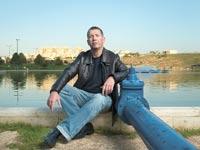 שמעון בן חמו / צילום: יונתן בלום